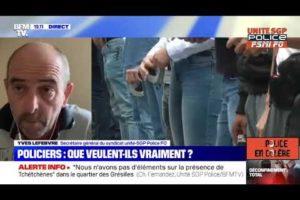 Yves LEFEBVRE annonce l'acte 2