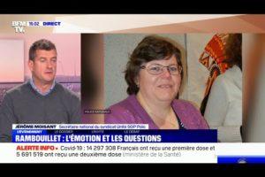 RAMBOUILLET : L'hommage, l'enquête. Retrouvez Jérôme MOISANT sur le plateau de BFM.