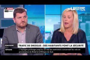 Gregory JORON revient sur l'action des habitants pour lutter contre les trafics de drogue à PARIS 19