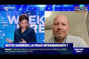 Jean-Christophe Couvy intervient sur BFMTV à l'approche des mesures sur le confinement