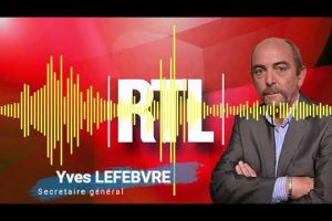 [ATTENTAT DE NICE] Yves LEFEBVRE s'exprime sur RTL