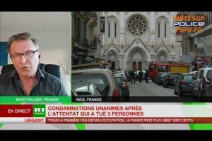 Bruno BARTOCCETTI sur RT FRANCE après les attaques terroristes