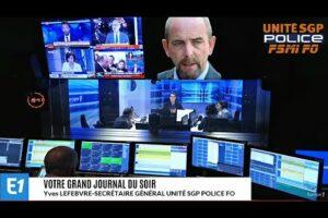 Gérald DARMANIN nommé Ministre de l'Intérieur : Yves LEFEBVRE sur EUROPE 1