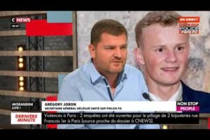 Gregory JORON revient sur les violences subies par Augustin et les évènements d'après-match