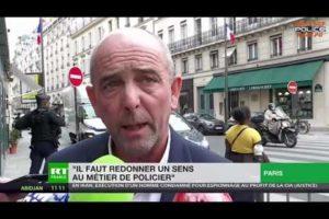 YVES LEFEBVRE sur RT France, nous attendons après les mots d'amour du Ministre, des actes d'amour
