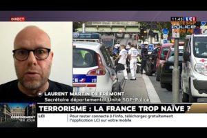 TERRORISME. DES SOLUTIONS ? Laurent MARTIN DE FRÉMONT sur LCI