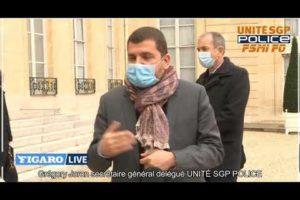 Grégory Joron réagit au rendez-vous présidentiel