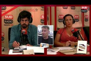 Abandon de la clef d'étranglement : Bruno BARTOCETTI sur SUD RADIO