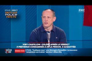 VIRY-CHATILLON : Colère après le verdict. Écoutez Guillaume ROUX réagir sur RCM DÉCOUVERTE