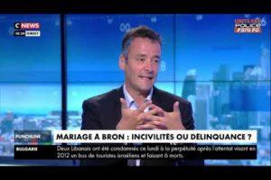 """François BERSANI : """"Mariage à Bron : incivilités ou délinquance ?"""""""