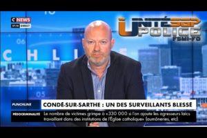 PRISE D'OTAGES/AGRESSION DE POLICIER/RACISME ANTI-BLANC ? Retrouvez Jean-Christophe COUVY sur CNEWS