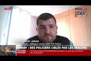 """""""Un cap a été franchi"""" Gregory JORON sur LCI au sujet des photos affichées dans les Halls d'immeuble"""