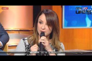 LINDA KEBBAB intervient dans l'émission La grande confrontation de David Pujadas