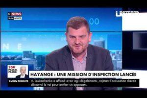 """""""Une marche blanche pour Stéphanie"""" Gregory JORON sur CNEWS"""