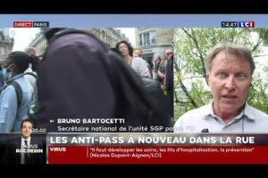 """Bruno Bartocetti intervient sur LCI au sujet des """"anti-pass"""" !"""