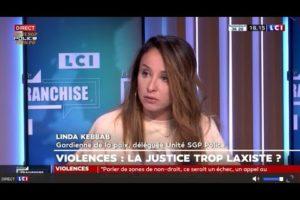 Interview de Linda KEBBAB sur LCI le 11/10/2020