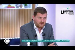 Grégory Joron dans l'émission C'est à vous ! Choc et sidération !!!