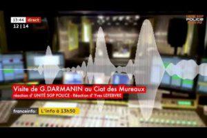 1ère visite de G.darmanin au Ciat des Mureaux - UNITÉ SGP POLICE réagit - Réaction d' Yves Lefebvre