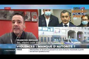 François Bersani Sur LCI revient sur les déclarations du Ministre de l'Intérieur