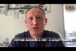 VIRY : 8 acquittements. Réaction de Guillaume ROUX, secrétaire départemental ESSONNE.