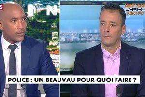 F. Bersani sur CNews à propos du Beauvau de la sécurité (19/12/2020)