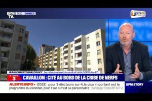 CAVAILLON : Détonations et trafics de drogue. Retrouvez Jean-Christophe COUVY sur BFM