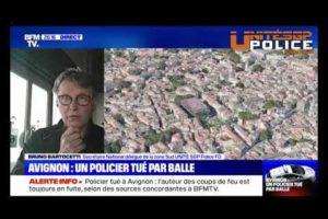 Bruno Bartocetti en colère sur BFMTV