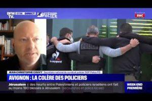 Jean-Christophe COUVY UNITÉ SGP POLICE : Tous les jours on est confronté à de la violence anti-flics