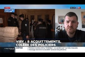 Verdict du procès de VIRY-CHÂTILLON : Grégory JORON sur LCI