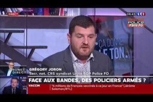 Gregory JORON s'exprime sur les affrontements entre bandes de Champigny-sur-Marne (94)