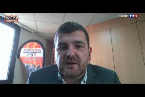 Gregory JORON sur TF1 fait un point sur l'affaire YURIY