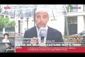 Yves Lefebvre sur la matinale de LCI : Castaner a eu tout faux !