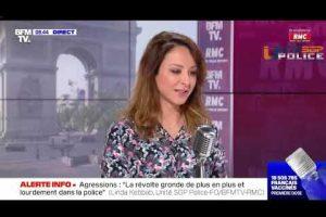 Promesses du premier ministre, vote RN des policiers... Linda KEBBAB face à Jean-Jacques Bourdin.