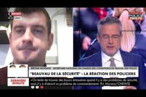 [Jérôme MOISANT] Le Président de la République a déclenché la colère des policiers