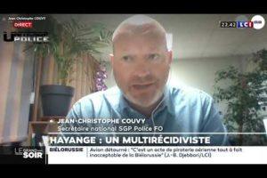 Jean-Christophe Couvy intervient sur LCI à propos du drame d'Hayange