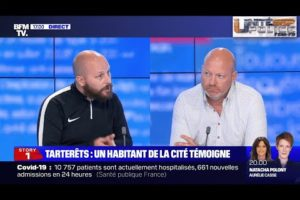 5 nuits de tensions aux TARTERÊTS : Jean-Christophe COUVY sur le plateau de BFMTV