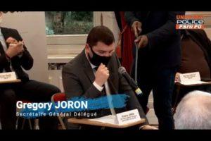 [#BEAUVAUDELASECURITE] Déclaration de Gregory JORON, Secrétaire Général Délégué