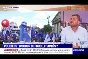 Des syndicats divisés ? Retrouvez l' intervention de Greg JORON sur BFM TV