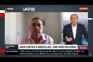 R. CONTENTO UNITÉ SGP POLICE : Visite de J. Castex au commiss. de Sarcelles : Une vaste fumisterie !