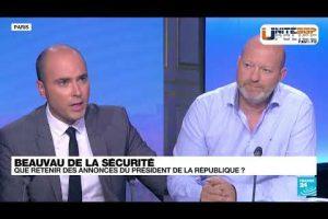 Jean-Christophe COUVY réagit aux annonces d'Emmanuel MACRON