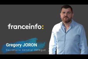 """""""On a un problème de récidive et de réponse"""" Gregory JORON sur France Info"""