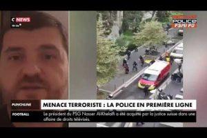 """[ ATTENTAT ] Gregory JORON intervient sur le sujet """"Menace terroriste : la police en première ligne"""""""