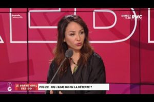 """Linda KEBBAB dans """"LES GRANDES GUEULES"""""""