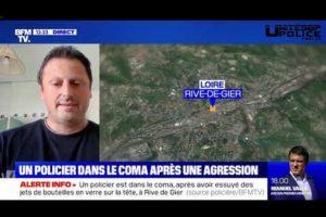 Fabrice Galatioto intervient sur BFMTV suite à l'agression de notre collègue à Rive de Gier (42)...