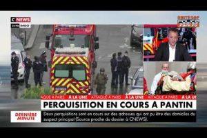 François BERSANI réagit à l'attaque sur Paris du 25 septembre 2020