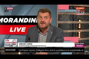 """Gregory JORON """"La France face à la montée de la violence"""""""