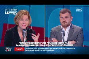 Grégory JORON chez Apolline Matin : Débat Police Justice avec Béatrice BRUGÈRE
