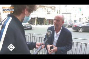 Yves Lefebvre dans l'émission C'est à vous !