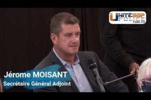 [BEAUVAU DE LA SECURITE] : Jérôme MOISANT, Secrétaire Général Adjoint, sur le contrôle interne