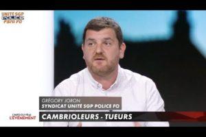 Cambrioleurs - tueurs - Intervention de GREG JORON dans l' Info du Vrai de Canal Plus